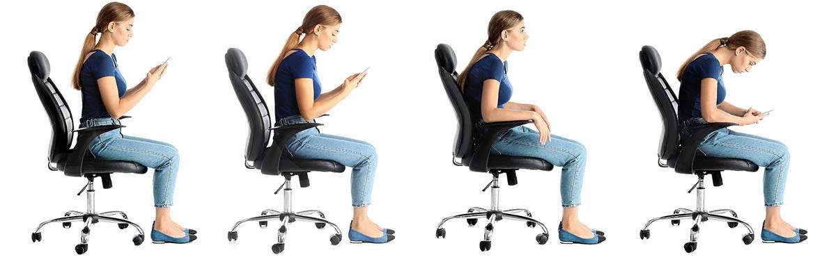 mauvaise posture à cause des smartphones, ostéopathie Lausanne